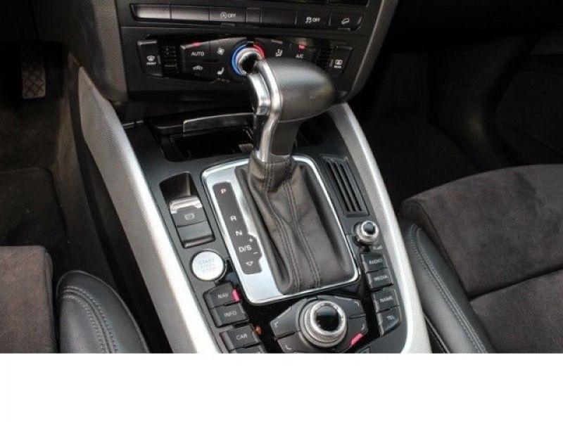 Audi Q5 3.0 TDI Quattro 245 Bleu occasion à Beaupuy - photo n°7