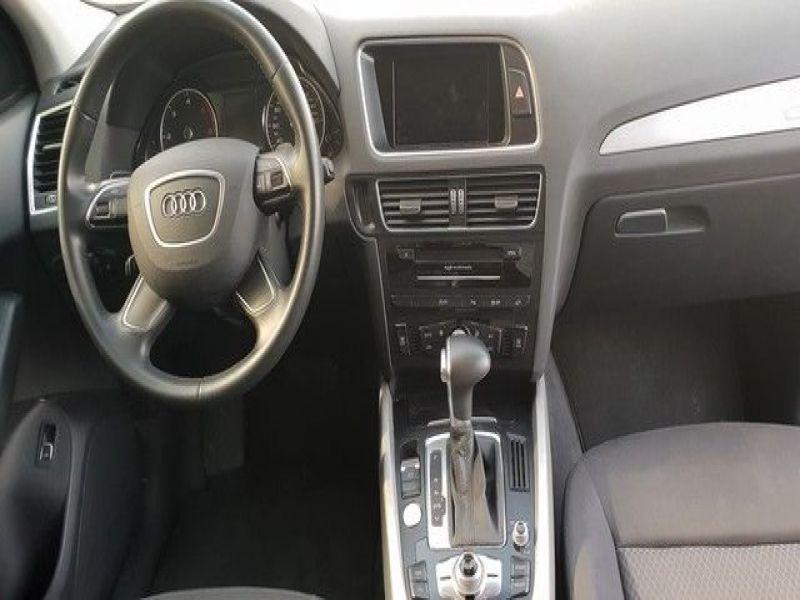 Audi Q5 3.0 TDI Quattro 245 Gris occasion à Beaupuy - photo n°2