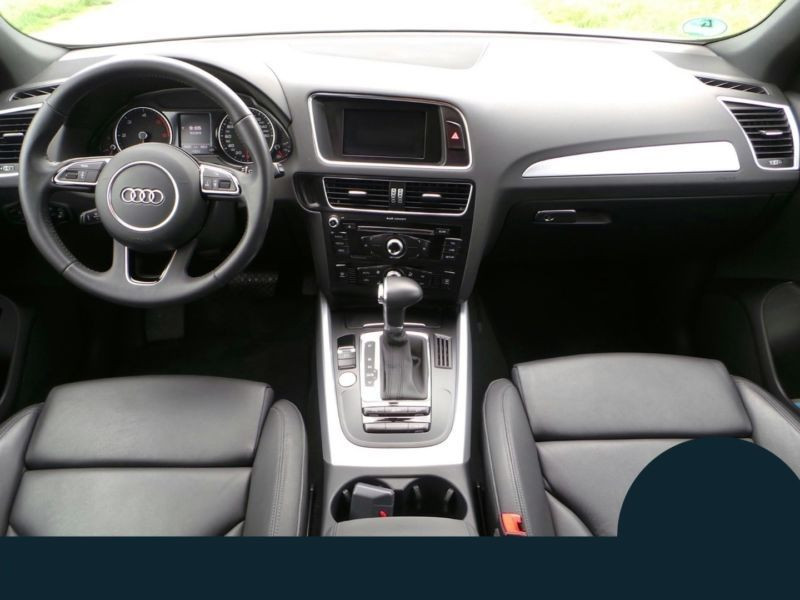 Audi Q5 3.0 TDI Quattro 245 Argent occasion à Beaupuy - photo n°2