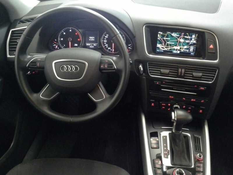 Audi Q5 3.0 TDI Quattro 258 Noir occasion à Beaupuy - photo n°2