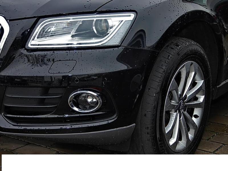 Audi Q5 3.0 TDI Quattro 258 Noir occasion à Beaupuy - photo n°7