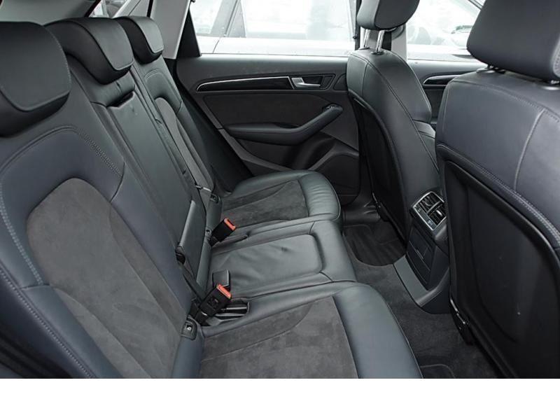 Audi Q5 3.0 TDI Quattro 258 Noir occasion à Beaupuy - photo n°5
