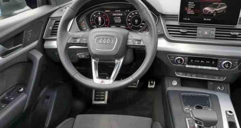 Audi Q5 3.0 TDI SLINE Gris occasion à Champ Sur Marne - photo n°5