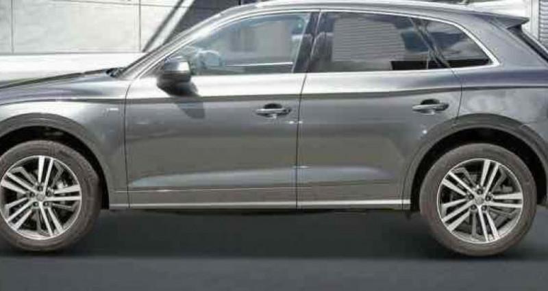Audi Q5 3.0 TDI SLINE Gris occasion à Champ Sur Marne - photo n°2