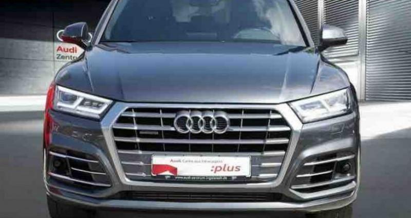 Audi Q5 3.0 TDI SLINE Gris occasion à Champ Sur Marne