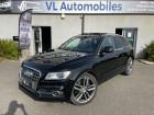 Audi Q5 3.0 V6 BITDI 313CH QUATTRO TIPTRONIC Noir à Colomiers 31