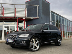 Audi Q5 3.0 V6 TDI 245ch FAP Ambition Luxe quattro S tronic 7 Noir 2012 - annonce de voiture en vente sur Auto Sélection.com