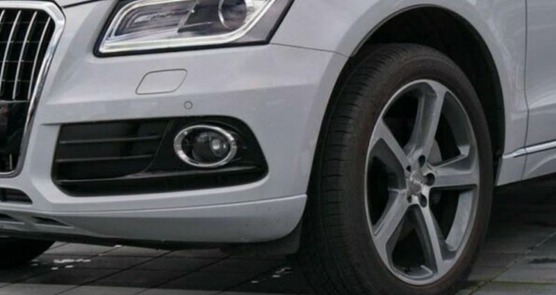 Audi Q5 3.0 V6 TDI 258CH CLEAN DIESEL BUSINESS LINE QUATTRO S TRONIC Bleu occasion à Saint Patrice - photo n°3