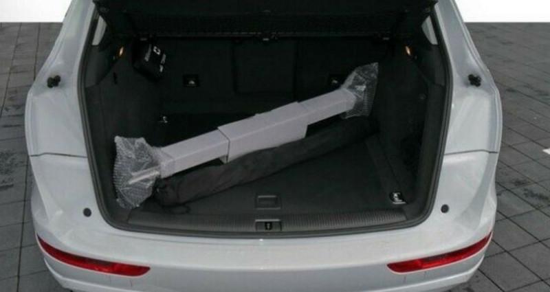 Audi Q5 3.0 V6 TDI 258CH CLEAN DIESEL BUSINESS LINE QUATTRO S TRONIC Bleu occasion à Saint Patrice - photo n°4
