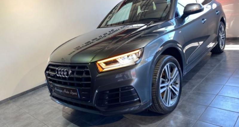 Audi Q5 3.0 V6 TDI 286CH S LINE QUATTRO Gris occasion à COURNON D'AUVERGNE