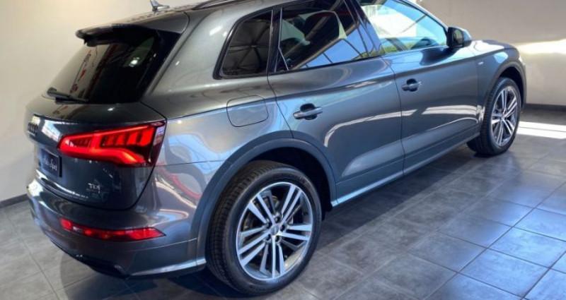 Audi Q5 3.0 V6 TDI 286CH S LINE QUATTRO Gris occasion à COURNON D'AUVERGNE - photo n°3