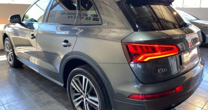 Audi Q5 3.0 V6 TDI 286CH S LINE QUATTRO Gris occasion à COURNON D'AUVERGNE - photo n°4
