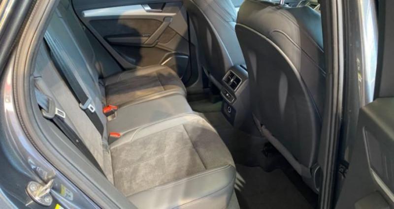Audi Q5 3.0 V6 TDI 286CH S LINE QUATTRO Gris occasion à COURNON D'AUVERGNE - photo n°6