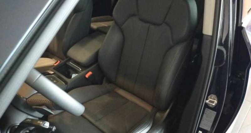 Audi Q5 35 TDI 163 S tronic 7 Avus Bleu occasion à Chenove - photo n°7