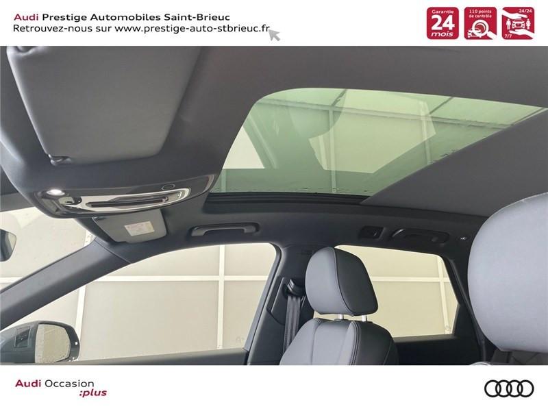 Audi Q5 35 TDI 163 S TRONIC 7 Gris occasion à Saint-Brieuc - photo n°15