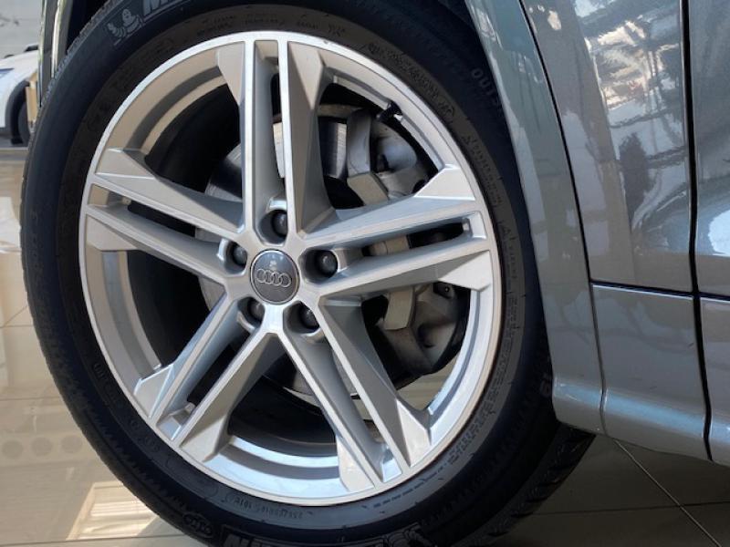 Audi Q5 35 TDI 163ch S line S tronic 7 Euro6d-T Gris occasion à Saint-Herblain - photo n°5