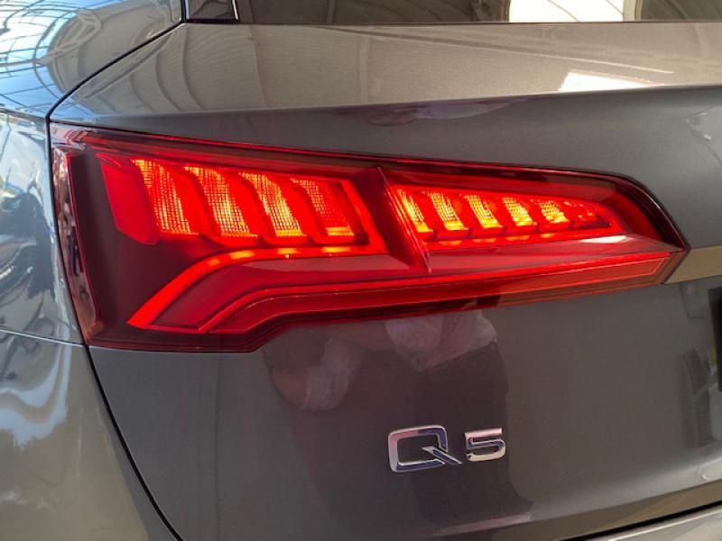 Audi Q5 35 TDI 163ch S line S tronic 7 Euro6d-T Gris occasion à Saint-Herblain - photo n°8