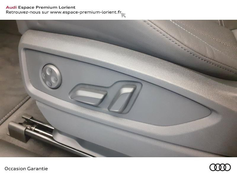 Audi Q5 35 TDI 163ch S line S tronic 7 Gris occasion à Lanester - photo n°20