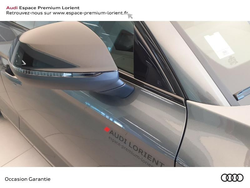 Audi Q5 35 TDI 163ch S line S tronic 7 Gris occasion à Lanester - photo n°16
