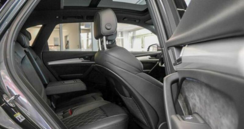 Audi Q5 40 TDI 190ch S line quattro Euro6d-T Gris occasion à Boulogne-Billancourt - photo n°6