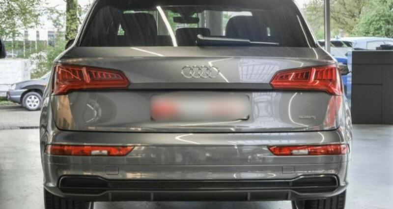 Audi Q5 40 TDI 190ch S line quattro Euro6d-T Gris occasion à Boulogne-Billancourt - photo n°4
