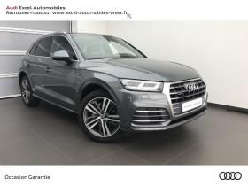 Audi Q5 occasion 2019 mise en vente à Brest par le garage AUDI BREST EXCEL AUTOMOBILES - photo n°1