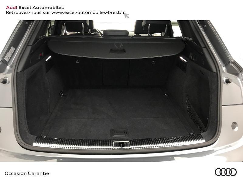 Audi Q5 40 TDI 190ch S line quattro S tronic 7 Euro6d-T 139g Gris occasion à Brest - photo n°9