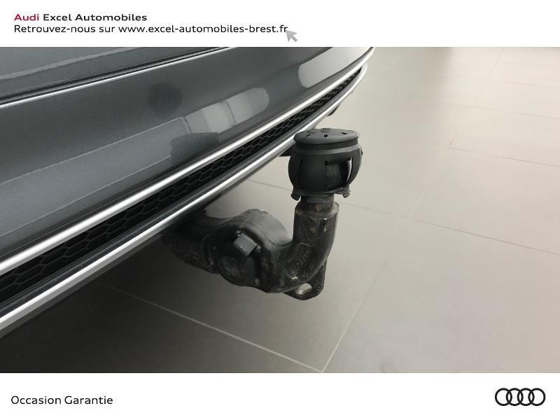 Audi Q5 40 TDI 190ch S line quattro S tronic 7 Euro6d-T 139g Gris occasion à Brest - photo n°10