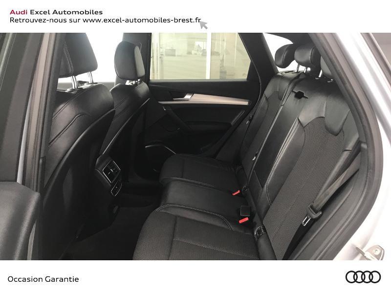 Audi Q5 40 TDI 190ch S line quattro S tronic 7 Euro6d-T 141g  occasion à Brest - photo n°8