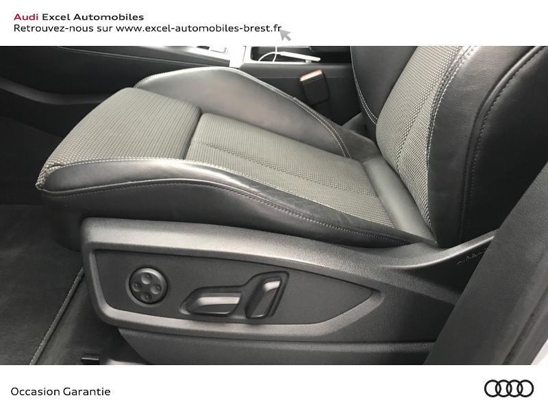 Audi Q5 40 TDI 190ch S line quattro S tronic 7 Euro6d-T 141g  occasion à Brest - photo n°16
