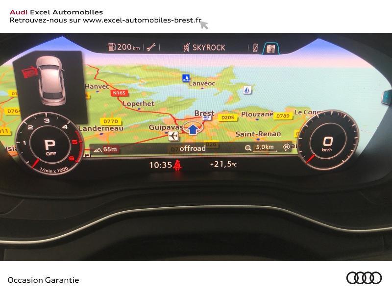 Audi Q5 40 TDI 190ch S line quattro S tronic 7 Euro6d-T 141g  occasion à Brest - photo n°10