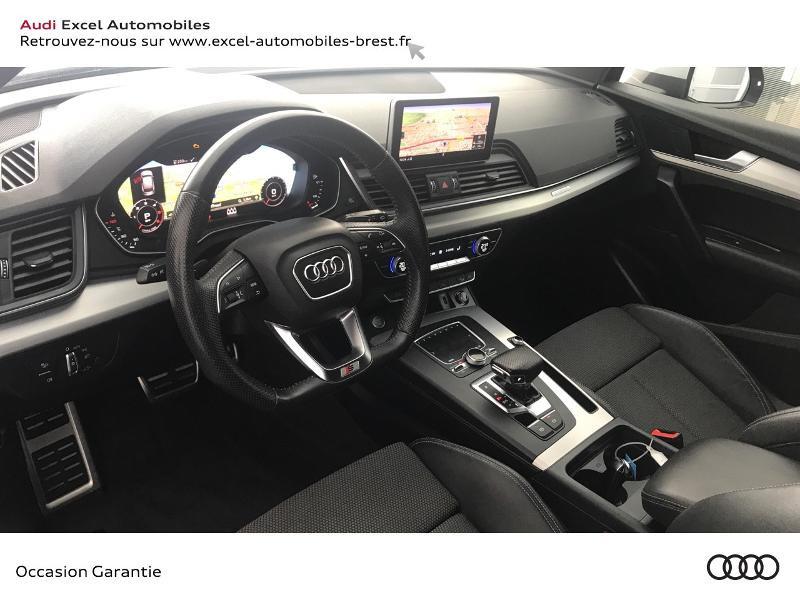 Audi Q5 40 TDI 190ch S line quattro S tronic 7 Euro6d-T 141g  occasion à Brest - photo n°6
