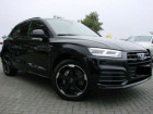 Audi Q5 40 TDI 190CH S LINE QUATTRO S TRONIC 7 EURO6D-T Noir à Villenave-d'Ornon 33
