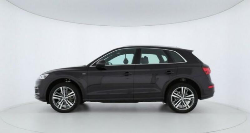 Audi Q5 40 TDI 190ch S line quattro S tronic 7 Noir occasion à Boulogne-Billancourt - photo n°3