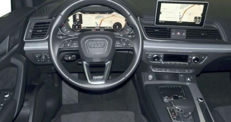 Audi Q5 40 TDI 190ch S line quattro S tronic 7 Noir occasion à Boulogne-Billancourt - photo n°4