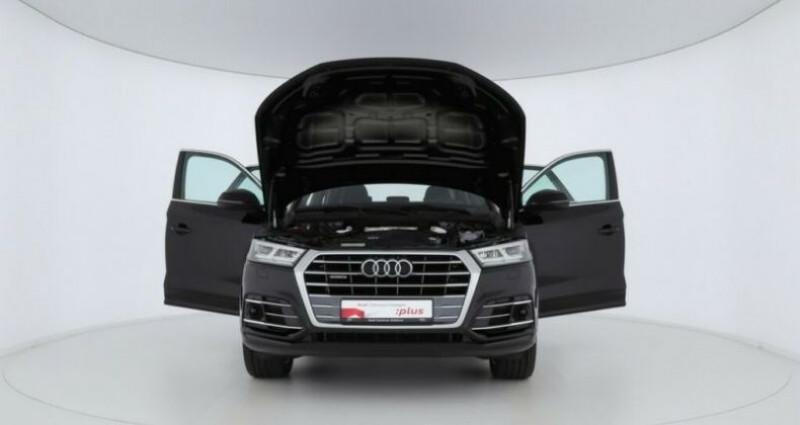 Audi Q5 40 TDI 190ch S line quattro S tronic 7 Noir occasion à Boulogne-Billancourt - photo n°7