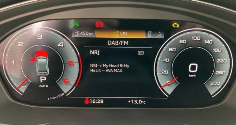 Audi Q5 40 TDI 204 S tronic 7 Quattro S line Blanc occasion à Chenove - photo n°5