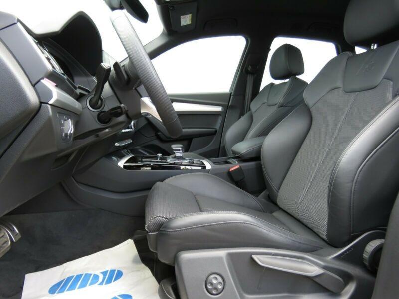 Audi Q5 40 TDI 204CH S LINE QUATTRO S TRONIC 7 Noir occasion à Villenave-d'Ornon - photo n°3