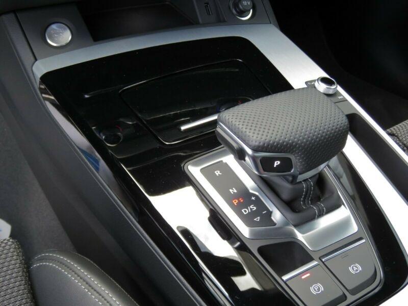 Audi Q5 40 TDI 204CH S LINE QUATTRO S TRONIC 7 Noir occasion à Villenave-d'Ornon - photo n°8
