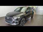 Audi Q5 40 TDI 204ch S line quattro S tronic 7 Noir 2021 - annonce de voiture en vente sur Auto Sélection.com