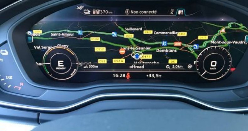 Audi Q5 55 TFSI e 367 S tronic 7 Quattro S line  occasion à Lons Le Saunier - photo n°6