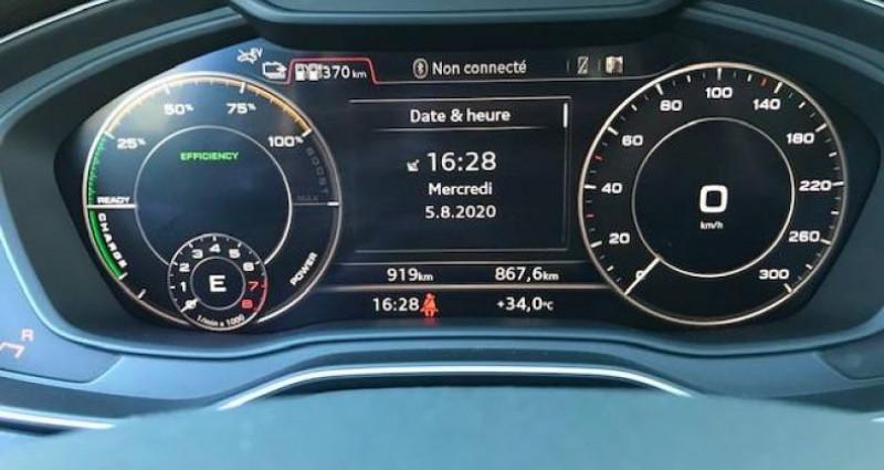 Audi Q5 55 TFSI e 367 S tronic 7 Quattro S line  occasion à Lons Le Saunier - photo n°5