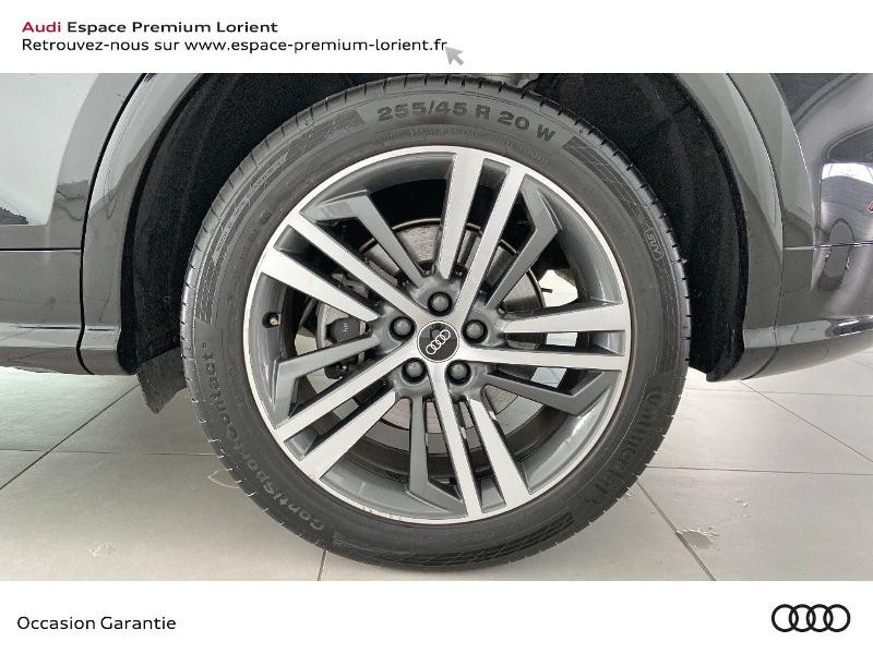 Audi Q5 55 TFSI e 367ch S line quattro S tronic 7 Euro6d-T 15cv  occasion à Lanester - photo n°19