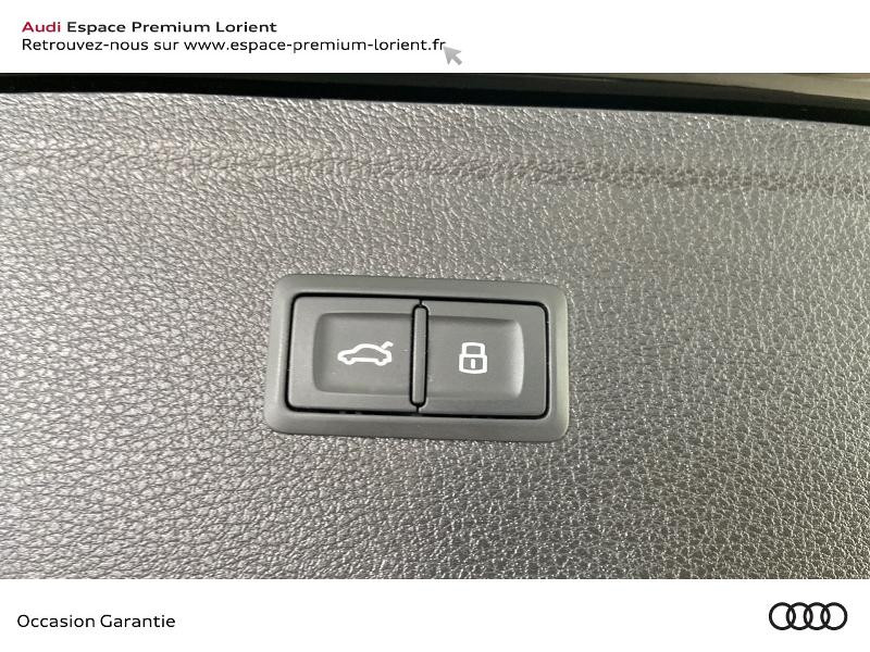 Audi Q5 55 TFSI e 367ch S line quattro S tronic 7 Euro6d-T 15cv  occasion à Lanester - photo n°16