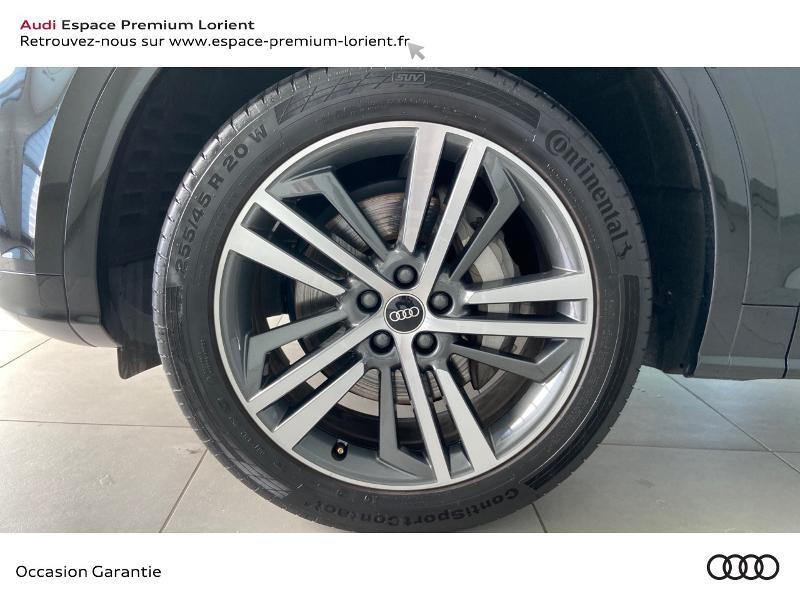 Audi Q5 55 TFSI e 367ch S line quattro S tronic 7 Euro6d-T 15cv  occasion à Lanester - photo n°20