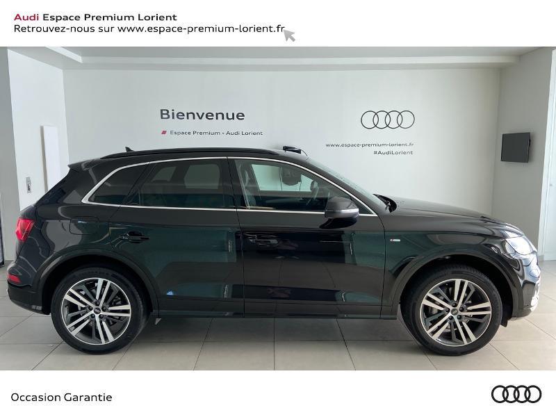 Audi Q5 55 TFSI e 367ch S line quattro S tronic 7 Euro6d-T 15cv  occasion à Lanester - photo n°3