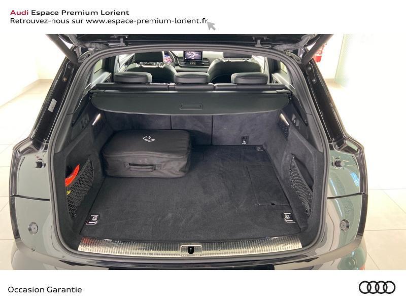 Audi Q5 55 TFSI e 367ch S line quattro S tronic 7 Euro6d-T 15cv  occasion à Lanester - photo n°15
