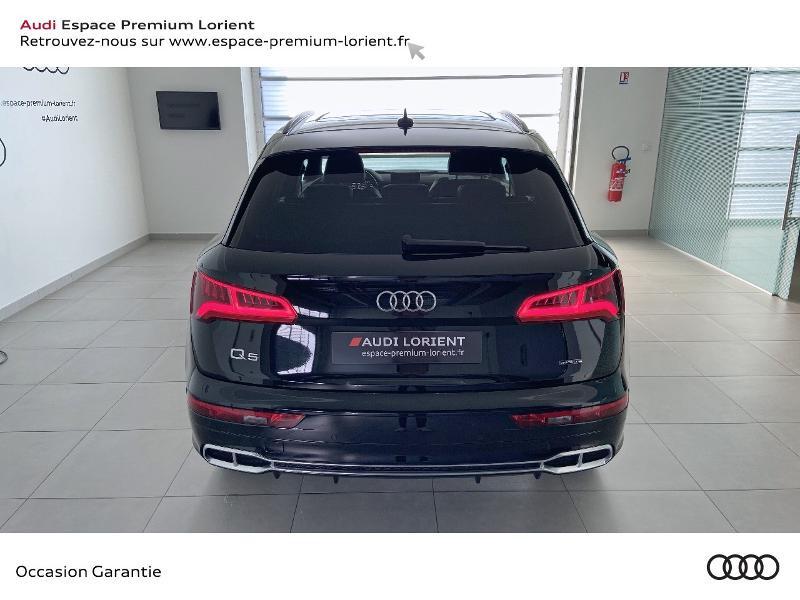 Audi Q5 55 TFSI e 367ch S line quattro S tronic 7 Euro6d-T 15cv  occasion à Lanester - photo n°5