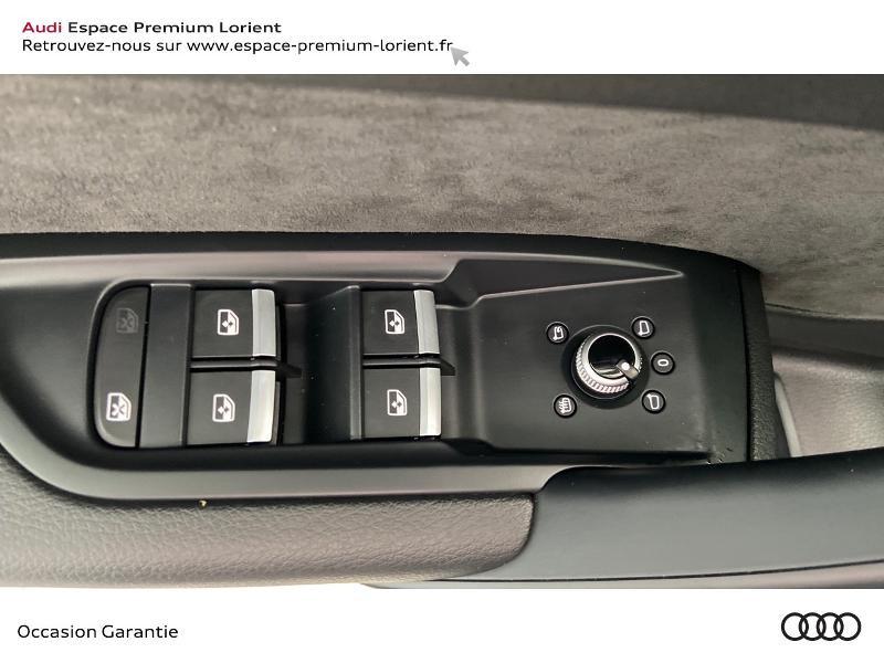 Audi Q5 55 TFSI e 367ch S line quattro S tronic 7 Euro6d-T 15cv  occasion à Lanester - photo n°14