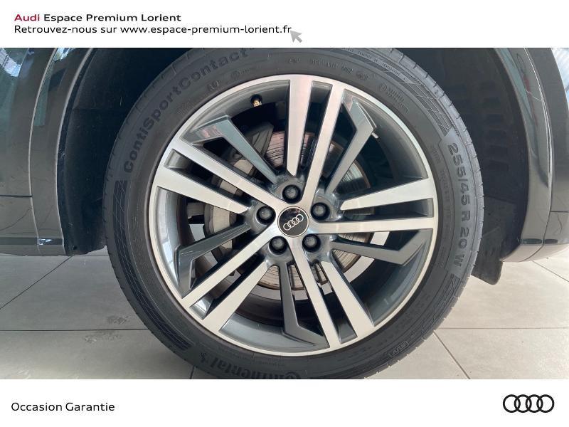 Audi Q5 55 TFSI e 367ch S line quattro S tronic 7 Euro6d-T 15cv  occasion à Lanester - photo n°17